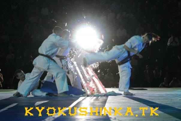 کیوکوشین کاراته اندیمشک