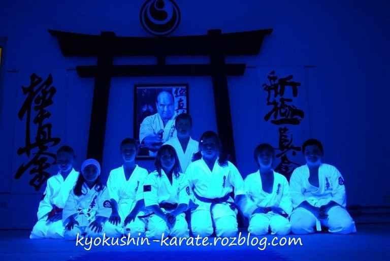 باشگاه مناسب کیوکوشین کاراته