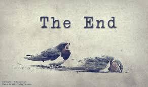 روز آخر...