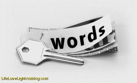 اهمیت قدرت کلمات