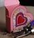 جعبه کادو قلبی1