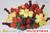 آموزش گلدان میوه1