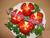 تزئين با گوجه