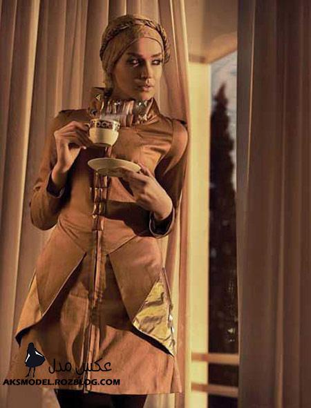 http://aksmodel.rozblog.com - رنگ مدل مانتو ایرانی