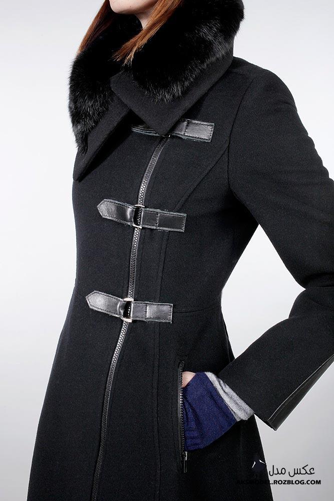 http://aksmodel.rozblog.com - مدل هاي جدید پالتو دخترانه مشکی