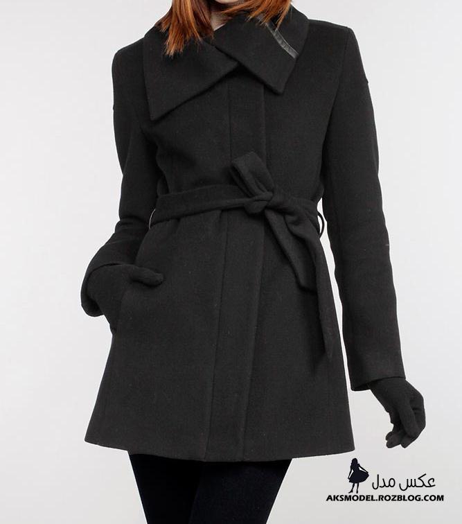 http://aksmodel.rozblog.com - مدل جدید پالتو زنانه مشکی