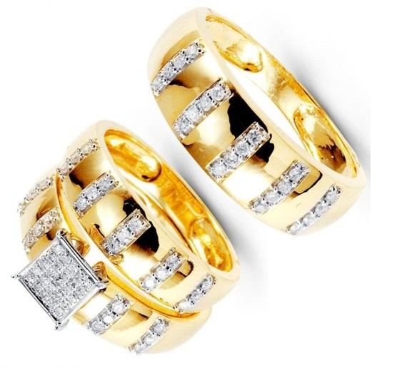 مدل جدید حلقه ازدواج 2014