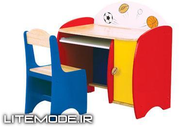مدل میز تحریر کودکان 2013