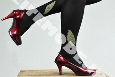 چگونه لباس بپوشیم تا پاهایمان بلندتر به نظر برسد