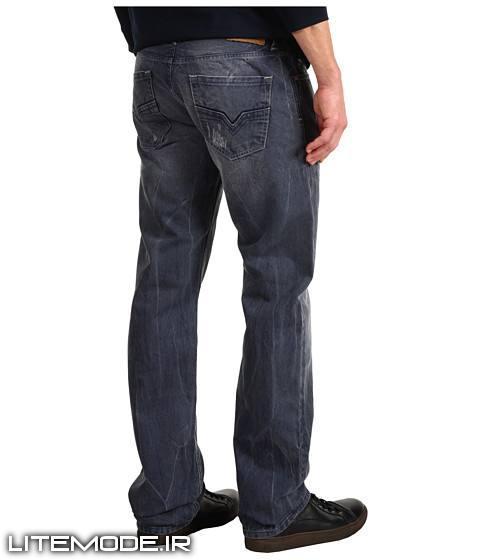 مدل شلوار جین مردانه شیک ۹۲