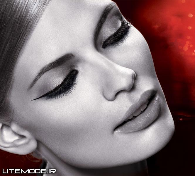 مدل آرایش ابرو شیک 2013 مدل آرایش جدید زنانه مدل آرایش دخترانه شیک 92 مدل آرایش چشم 2013