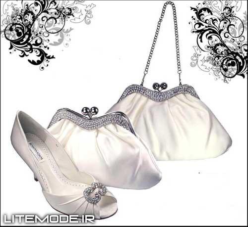 مدل کفش عروس شیک و جدید ۹۲