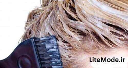 عوارض رنگ مو را جدی بگیرید