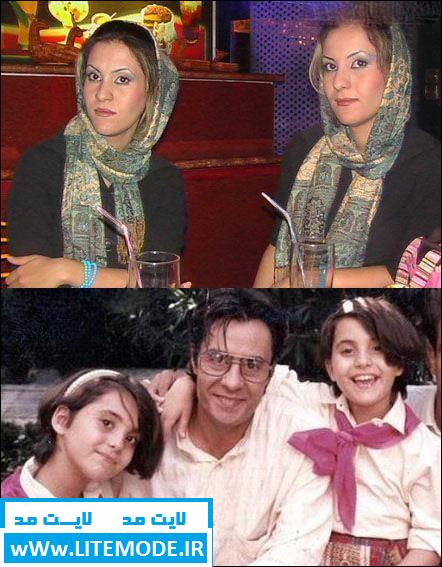 تصویر خواهران غریب در بزرگسالی