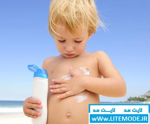 نکاتی درخصوص ضد آفتاب ها