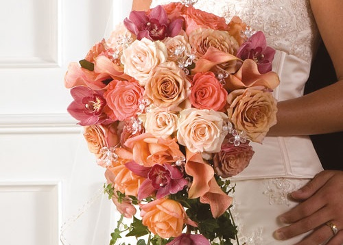دسته گل عروس 2014