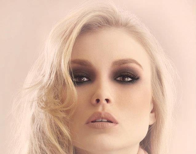 آرایش لایت و مدل موی عربی ۲۰۱۴