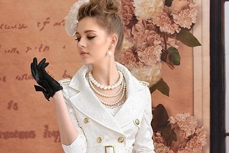 مدل پالتو دخترانه پاییزی - کره ای 2013