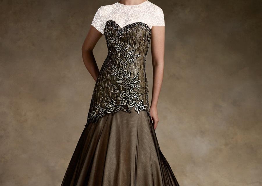 لباس شیک اروپایی