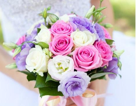 مدل دسته گل عروس شیک ۲۰۱۴