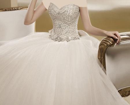 مدل لباس عروس اروپایی شیک ۲۰۱۴