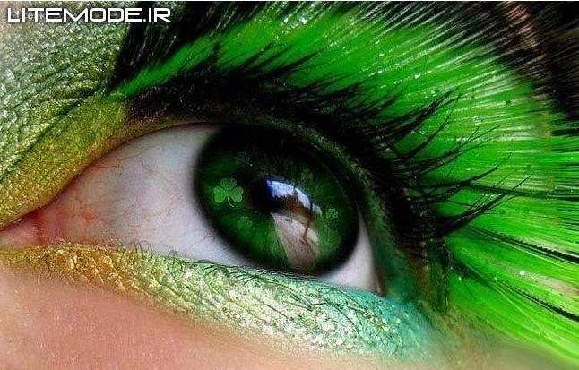مدل های جدید آرایش چشم ۹۲