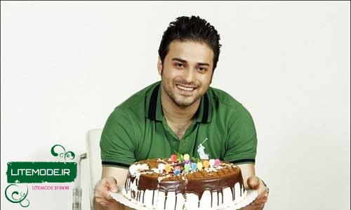 تصاویر جشن تولد بازیگران مشهور ایرانی