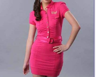مدل لباس خانگی کوتاه