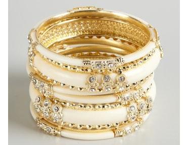 گوشواره و انگشتر طلا