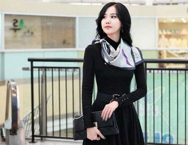 مدل مانتو مخمل دخترانه کره ای ۲۰۱۳