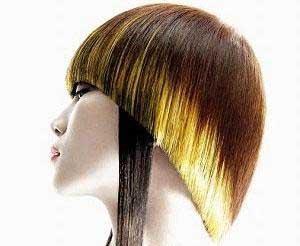 مدل هایلات و مش موهای تیره 92