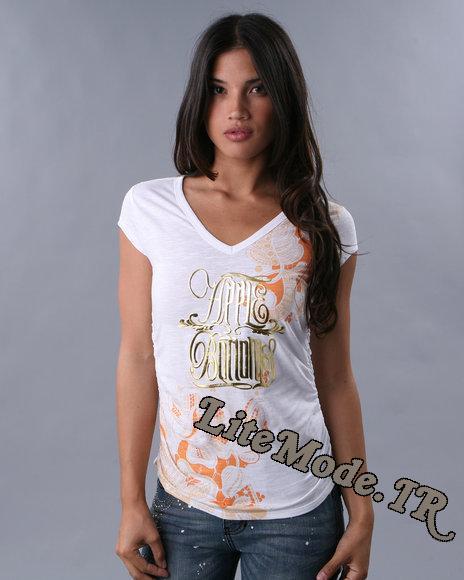مدلهای تی شرت دخترانه  مدلهای تی شرت دخترانه,مدلهای تی شرت دخترانه زیبا,مدلهای تی شرت دخترانه عشق,مدلهای تی شرت دخترانه جدید,مدلهای تی شرت دخترانه جذاب,مدلهای تی شرت دخترانه شیک - www.litemode.ir