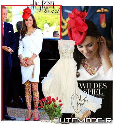 ست لباس های Kate Middleton  ست لباس های Kate Middleton,مدل ست لباس های Kate Middleton,عکس ست لباس های Kate Middleton,تصاویر ست لباس های Kate Middleton,گالری مدلهای ست لباس - www.litemode.ir