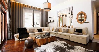 مدل های دکوراسیون داخلی خانه و ویلا