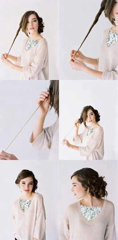 آموزش تصویری درست کردن مدل مو  مدل مو,آموزش تصویری درست کردن مدل مو,آموزش درست کردن مدل مو,آموزش کاملا تصویری درست کردن مدل مو,چگونگی آرایش و درست کردن مدل مو,مدل مو دخترانه,مدل مو دترانه - www.LITEMODE.ir  آموزش تصویری درست کردن مدل مو