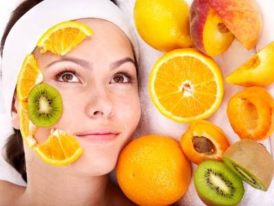 اثرات ویتامین C روی پوست