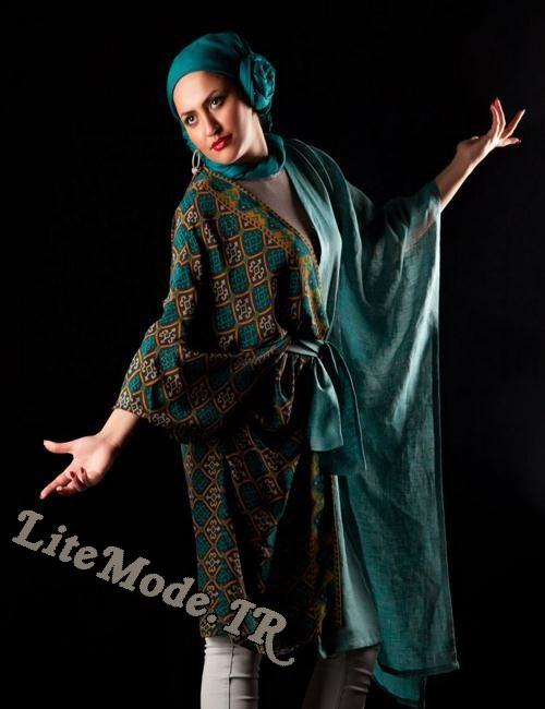 مدل مانتو مجلسی پاییزه2013