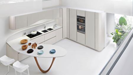 مدل آشپزخانه ایتالیایی