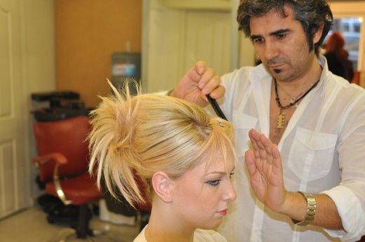 آموزش شینیون و آرایش مو (از دست ندید)