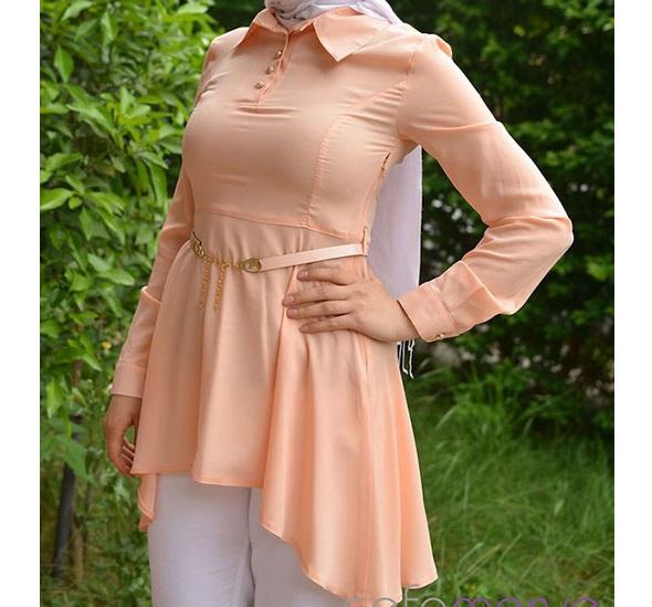 مدل لباس تونیک دخترانه