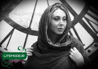تصاویر و گفتگو با سحر آربین