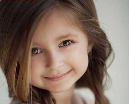 مدل مو بافت مخصوص کودکان