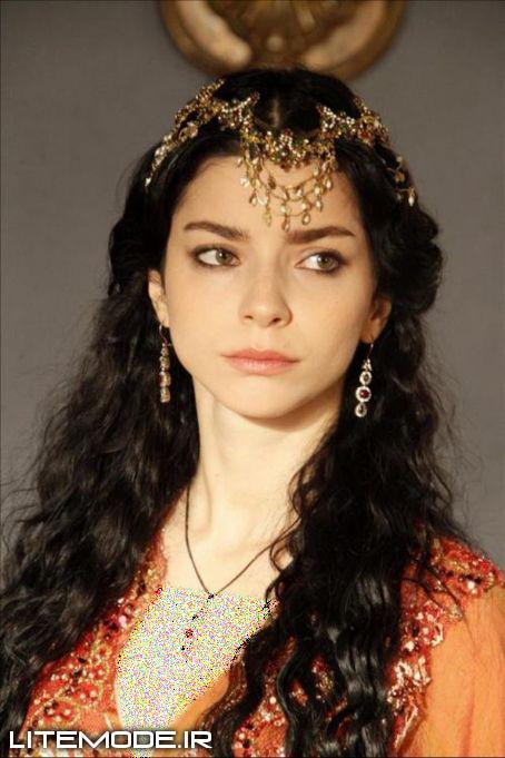 نوربانو در سریال حریم سلطان