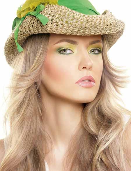 مدلهای زیبای آرایش صورت ۲۰۱۳  مدلهای زیبای آرایش صورت 2013,آرایش صورت,آرایش صورت عروس,آرایش صورت کشیده,آرایش صورت ملایم,آرایش صورت گرد,آرایش صورت ساده و شیک,آرایش صورت دخترانه,آرایش - www.litemode.ir