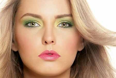 مدلهای زیبای آرایش صورت ۲۰۱۳