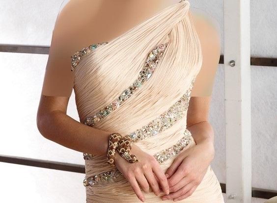 مدل لباس کوتاه مجلسی 2014