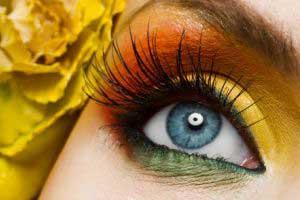 چگونه چشمهای ریز را درشت جلوه دهیم