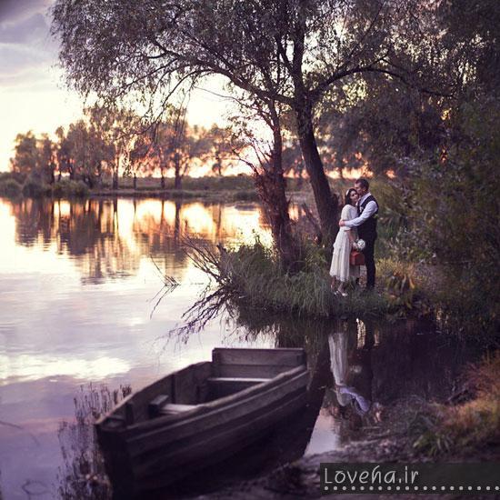 عکس عاشقانه و رمانتیک | لاوی ها