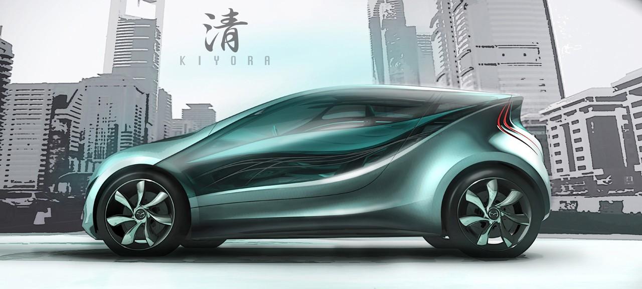 Mazda Kiyora 4