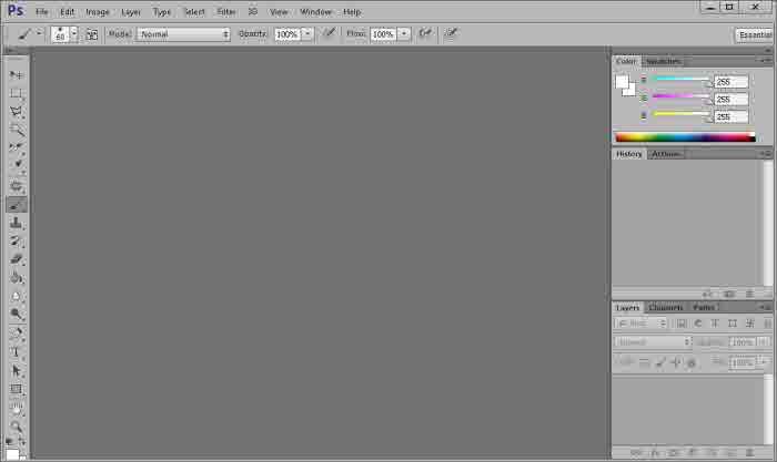 آموزش فوتوشاپ CS6 - فایل های تصویری با قالب های گوناگون - بخش اول